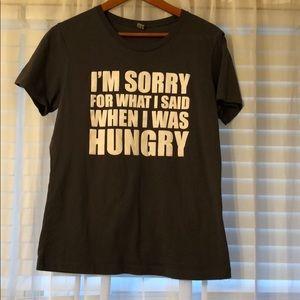 Tops - Slogan shirt